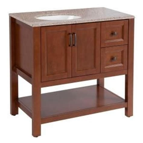 sienna bathroom cabinet home decorators collection catalina 36 1 2 in vanity in