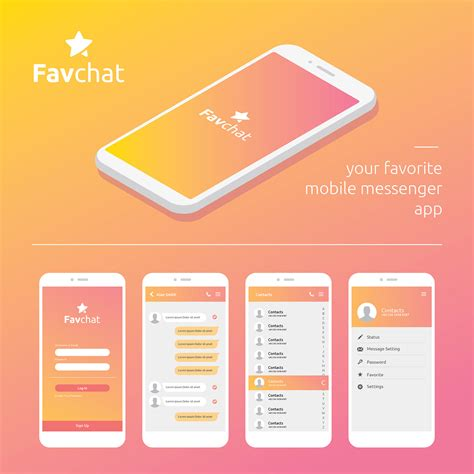 free mobile instant messenger instant messenger free vector 153 free downloads