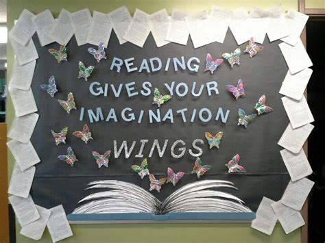 the wing of romm books 25 best ideas about library bulletin boards on