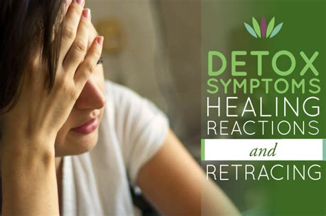 Detox Reaction Picture by Detox Symptoms And Healing Reactions Liveto110