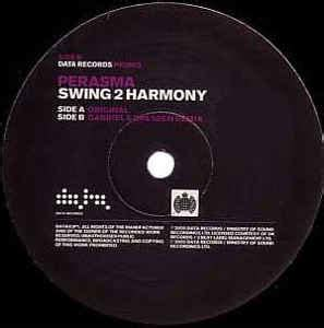 perasma swing to harmony perasma swing 2 harmony vinyl at discogs