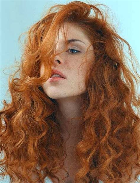 hairstyles curly red hair 20 long red curly hair hairstyles haircuts 2016 2017