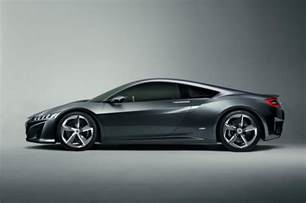 2015 Acura Nsx Report 2015 Acura Nsx To Offer Porsche Price Tag