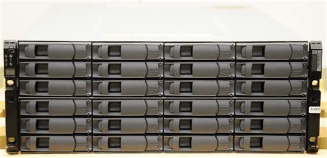 Ds4243 Shelf by Netapp Ds4243 Disk Shelf 24x 600 Gb X412a 15k Sas