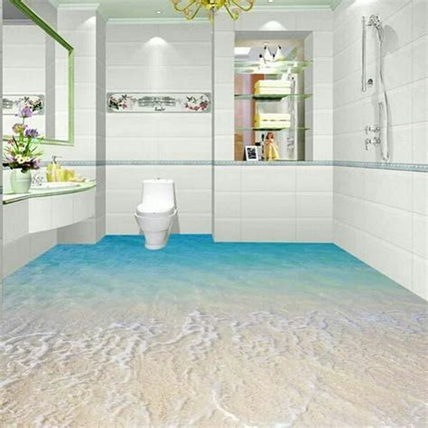 3d bathroom floors wholesale 3d bathroom modern ceramic floor tile decorative