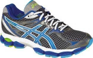 Running Shoes Asics S Gel Cumulus 14 Running Shoe Purple White