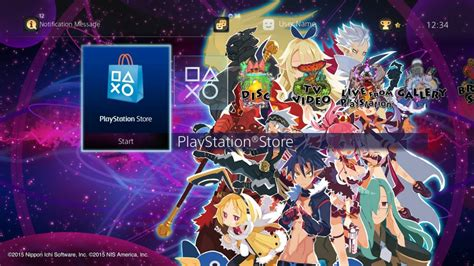Sony Ps4 Disgaea 5 Alliance Of Vengeance disgaea 5 alliance of vengeance digital pre orders come