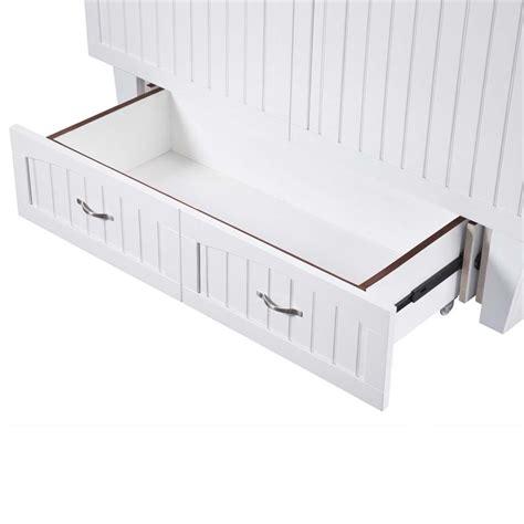 murphy bed chest atlantic furniture nantucket queen murphy bed chest in