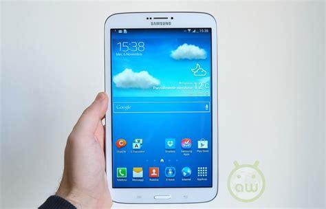 Samsung Galaxy Tab 3 8 0 Recensione Samsung Galaxy Tab 3 8 0