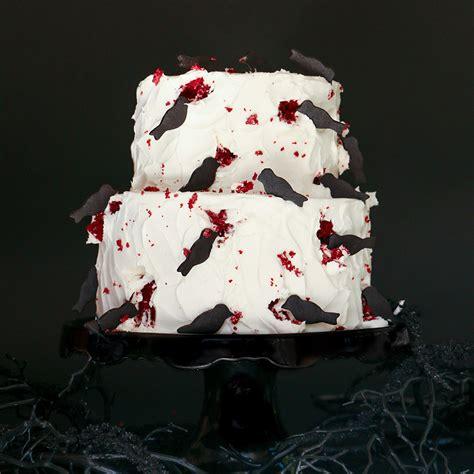 birds halloween cake  cake blog