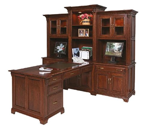 Partner Desk Office Furniture Amish Executive Partners Desk Partners Desk Desks And Traditional
