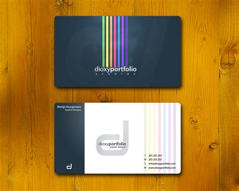 layout designs for business cards 50 best free business card templates 2014