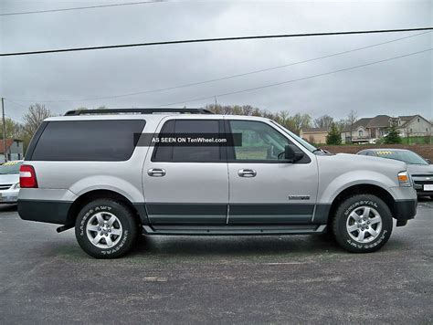 2007 Ford Expedition by 2007 Ford Expedition El Xlt