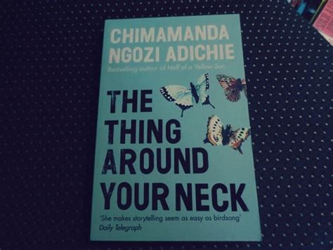 0007306210 the thing around your neck the whimsy bookworm a book blog from india review the