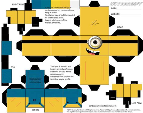 Images Of Paper Craft - cubeecraft on paper toys papercraft and