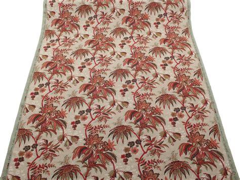 zoffany upholstery fabric zoffany java designer british 100 natural linen red