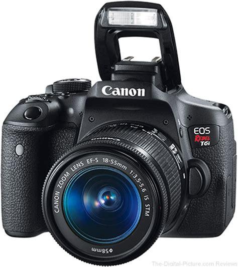 Kamera Canon Eos Rebel T6 canon eos rebel t6i 750d review