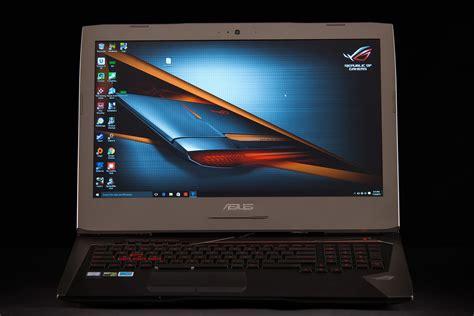 Asus Rog Laptop White Screen g752vt screen top border