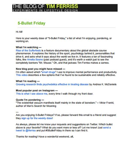 Tim Ferriss Email Detox by Your Nutshell Guide To Email Copywriting I Express Writers