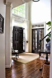 my sweet painting interior doors black