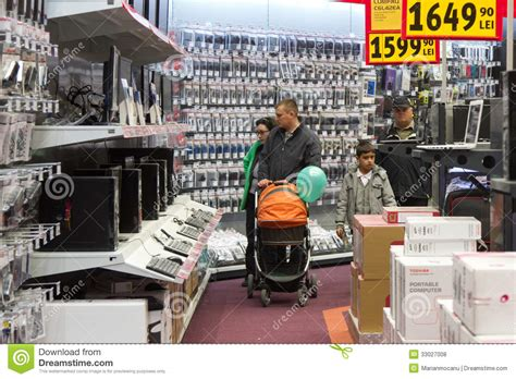 home appliances store editorial image image of shopping customers editorial stock photo image 33027008