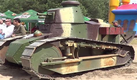 renault tank tank renault ft 17