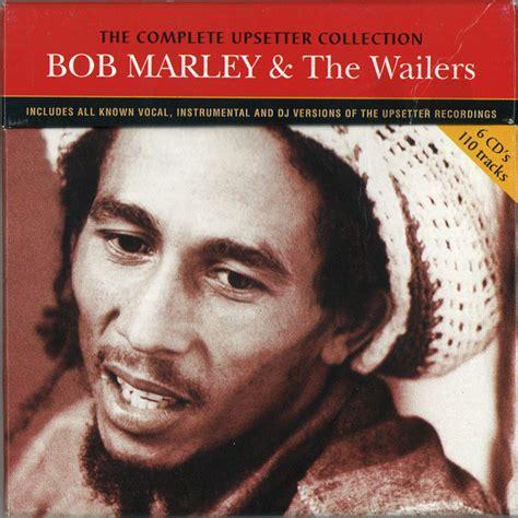 bob marley  wailers  complete upsetter