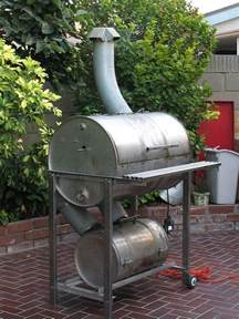 home made smoker grill smoker 3 left side moralesem2 flickr