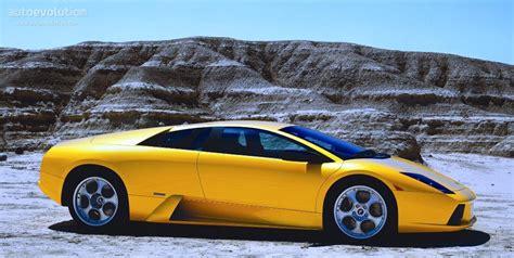 2001 Lamborghini Murcielago Lamborghini Murcielago Specs 2001 2002 2003 2004