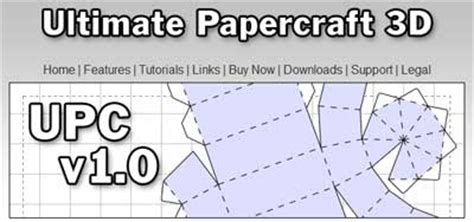 Papercraft Software - ultimate papercraft 3d paperkraft net free papercraft