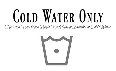 wash color clothes in or cold water cold water only the pistachio project