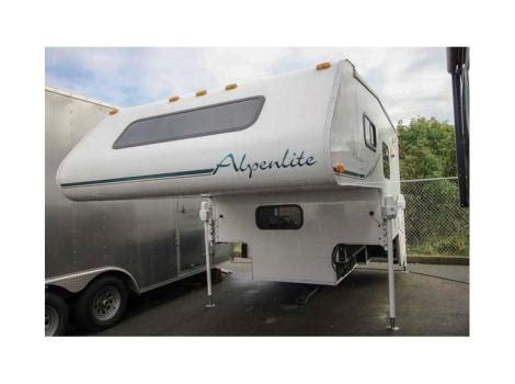 truck campers  sale  seattle washington