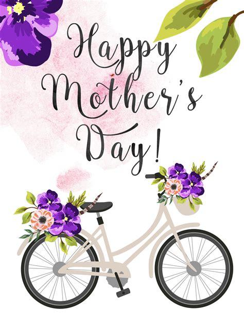 fingerprint flower mothers day card crafty morning