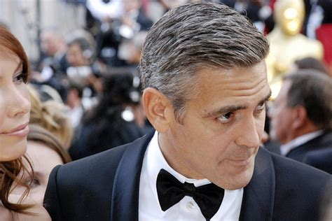 do men like grey hair 10 best george clooney hairstyles salt pepper collection
