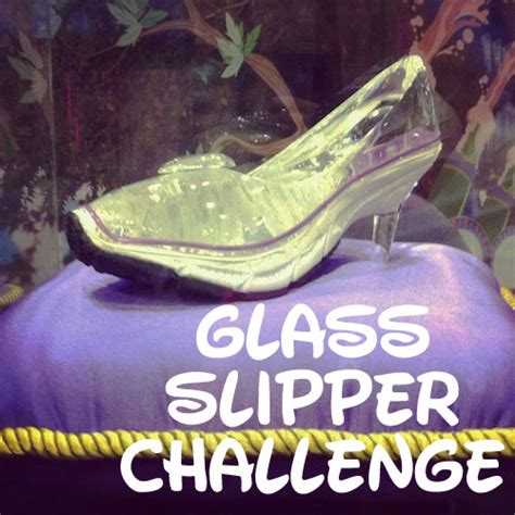 disney glass slipper challenge chasing the bling run like a princess giveaway