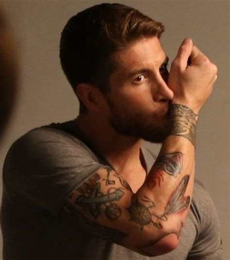 sergio ramos tattoos 42 best sergio ramos images on sergio ramos