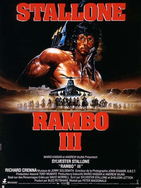 film rambo ii rambo iii photos et affiches allocin 233