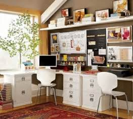 Decorating Ideas For Small Office 28 White Small Home Office Ideas Home Design And Interior