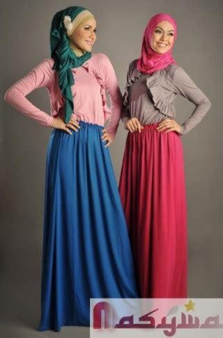 Gamis Renda Busana Muslim Gamis Renda Baju Modern Pictures