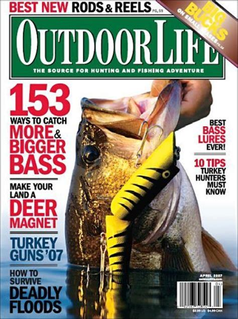grab outdoor life magazine for only 4 99 year magazine deals 3 29 13 outdoor life spirituality