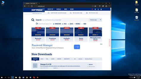 edge microsoft windows 10 browser gallery microsoft edge browser in windows 10 build 10159