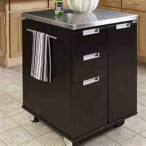 kitchen island cart stainless steel top kitchen cart with stainless steel top modern kitchen