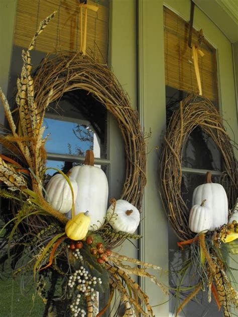 diy fall wreaths top 15 diy fall wreaths to try this year