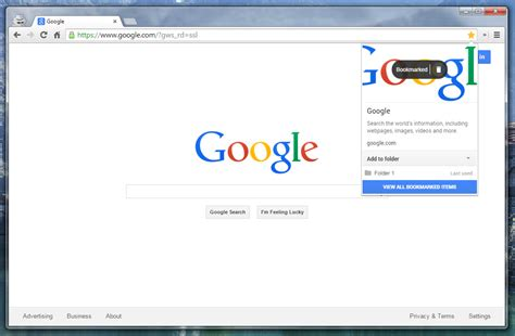 google images favorites google chrome s new bookmark manager offers nothing new