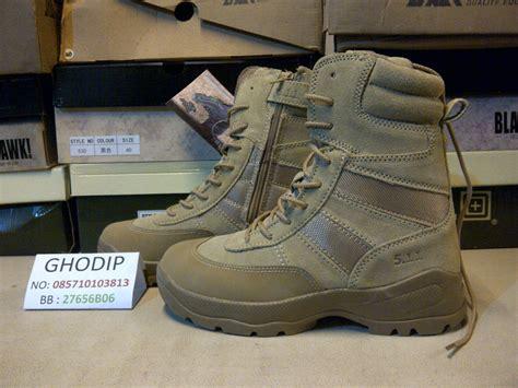 Sepatu Boots Tactical 5 11 8 ghodip shop sepatu boots 5 11