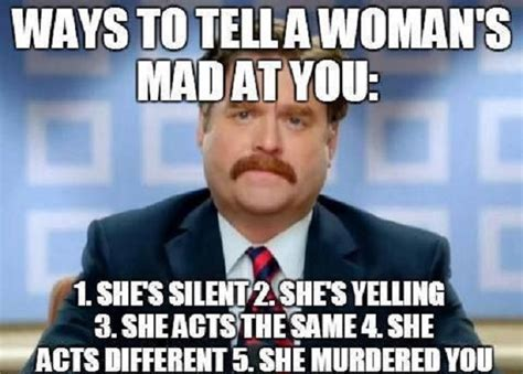 Funny Memes Women - woman s mad at you funny pictures quotes memes jokes