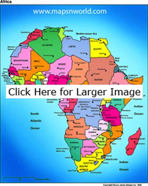 africa map assignment crater high bis sinks portfolio
