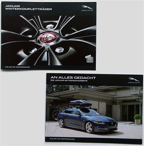 jaguar brochure some jaguar photos jaguar and daimler brochures