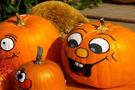 pumpkins for faces pumpkin ideas decor crafts