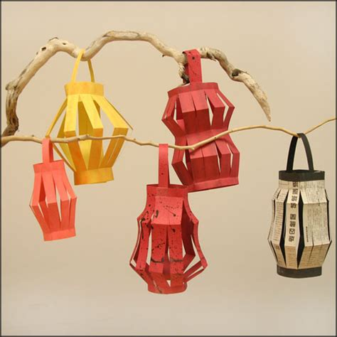 Paper Craft Lanterns - archived paper lantern activities the site of